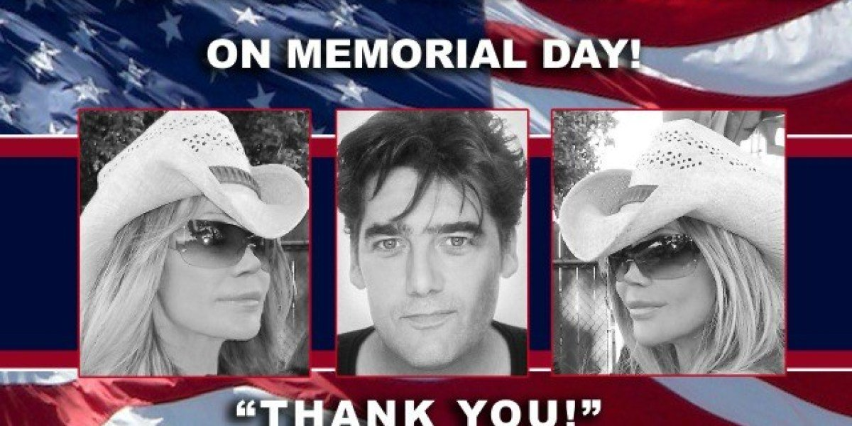 Memorial Day Message from Ken Wahl and The Barbi Twins (Via @NationaIEnquire) nationalenquirer.com/celebrity/memo…
