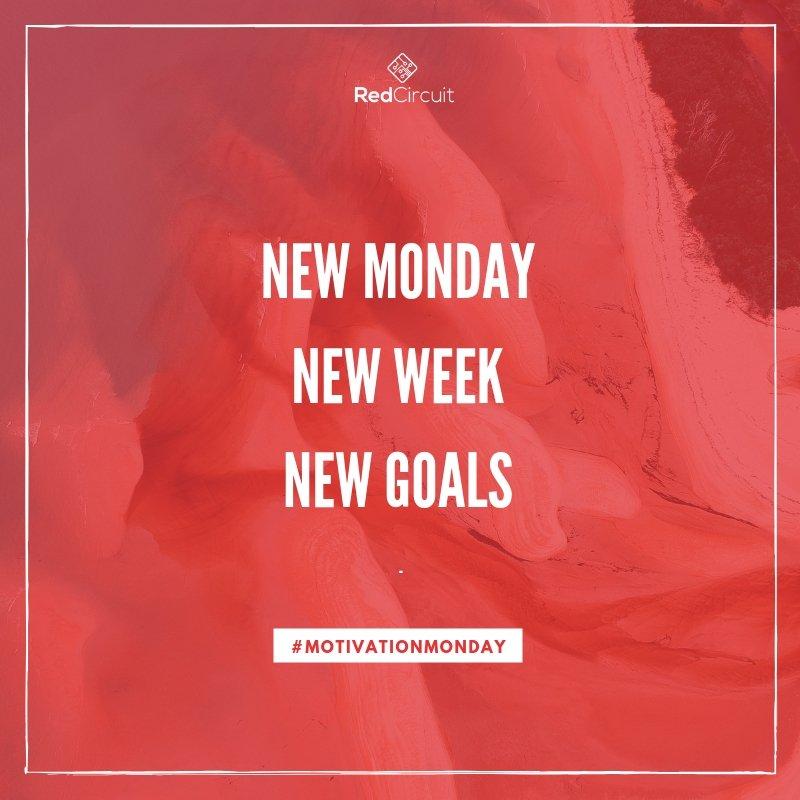 RedCircuit, LLC's photo on #MotivationMonday