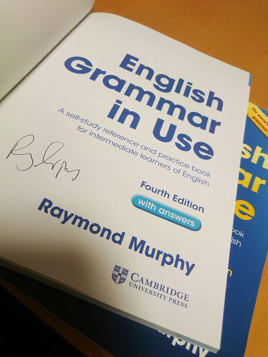 今日、DMM英会話のレッスンでGrammar in Use1周しました。以前著者のマーフィーさんのセミナーに出て当たった6ヶ月モニター、有効に活用。全142パート、お疲れ自分!あと1ヶ月はわかりづらかったパートを受けようかなと思います。