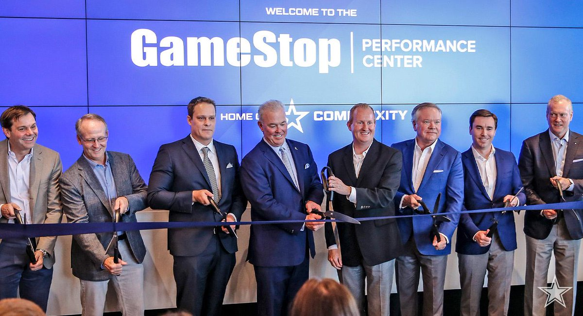 .@compLexity gaming opens up brand-new @TheGSPC steps away from the #DallasCowboys world headquarters at @thestarinfrisco. #WeAreCOL #GSPC 📰 bit.ly/2EljrhD