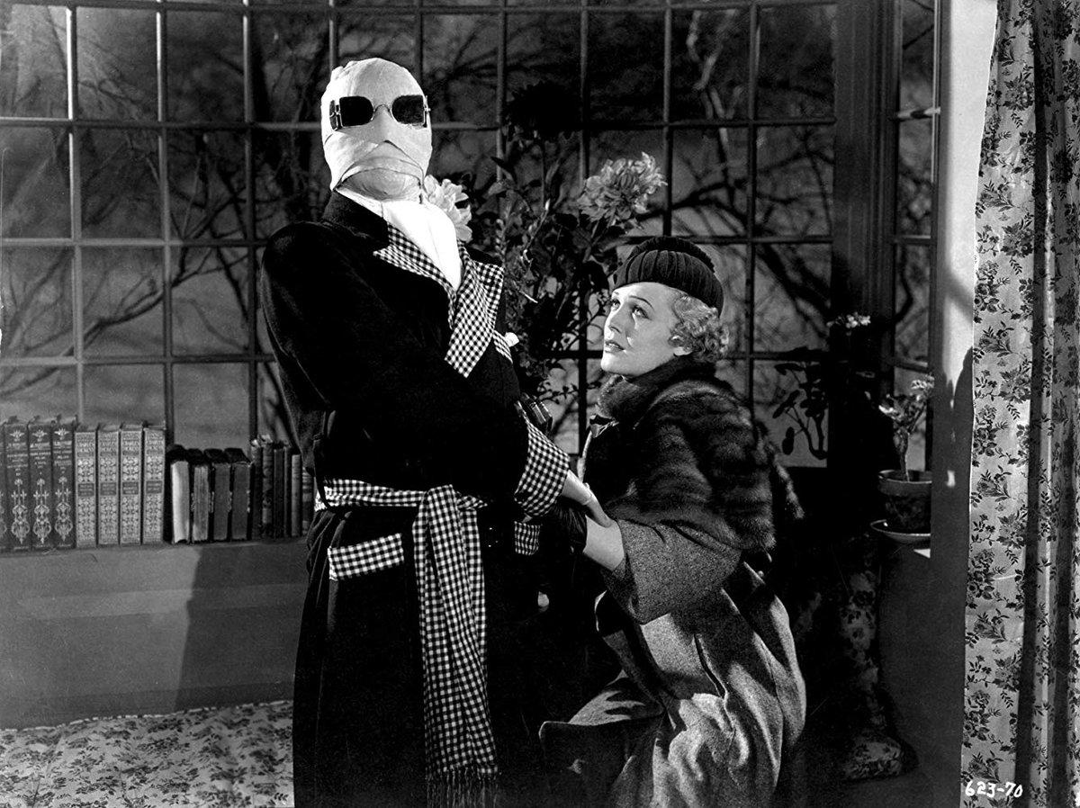 O Homem Invisível, remake do clássico da Universal pela Blumhouse, ganha data de estreia para março de 2020 http://bit.ly/30wCdMB