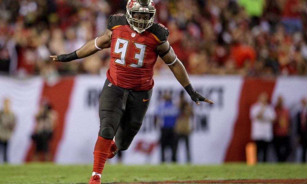 Gerald McCoy is on the open market  - 3rd overall pick in 2010 - 6 Pro Bowl selections since 2012 - 140 career QB hits   His 7 straight seasons with 5+ sacks ranks first among active NFL DT's. If an affordable deal can be reached, he'd take the Packers' D-Line to the next level <br>http://pic.twitter.com/QGEJFc4Ru6