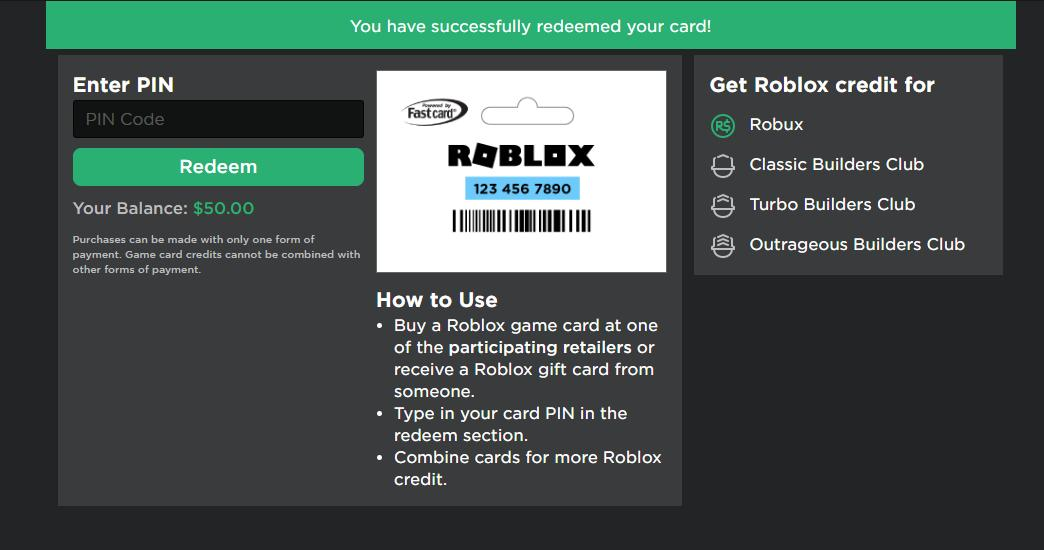 🎉 Robux pin codes | Roblox Unused Game Card Codes 2019  2019-03-09