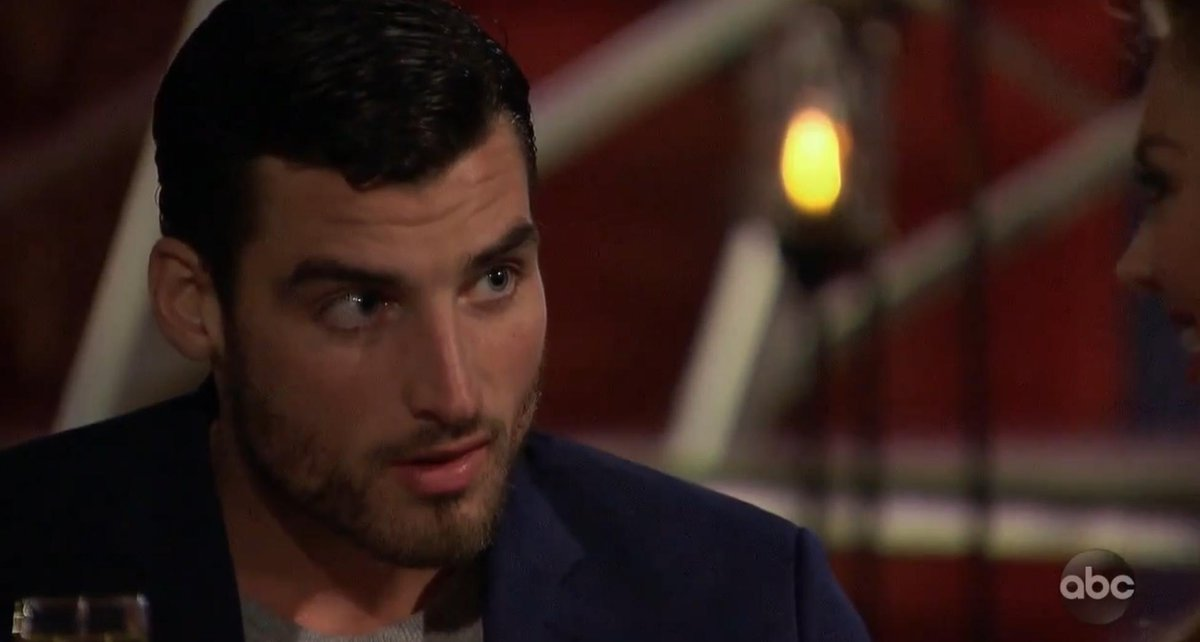 Tyler G. looks like a guy who dresses up as #Superman and tries to get #TimesSquare tourists to pay him $2 for a picture. #TheBachelorette