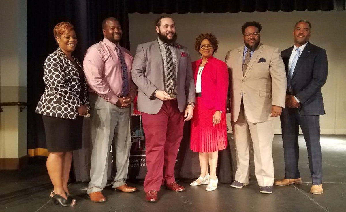 We would like the say CONGRATULATIONS to our very own Mr. Skylar Huey.  He was recognized as a FWAASBE Outstanding Educator this evening. #GoBigOrGoHome #OurCCRCoachIsBetterThanYours #IBeAWildcatWhoBeYou<br>http://pic.twitter.com/TLahsVUxZc