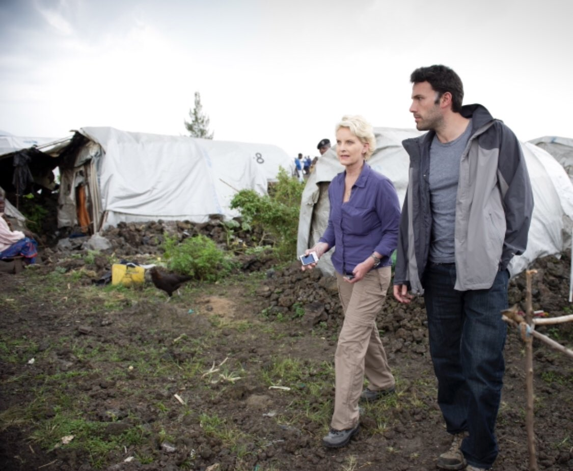 Happy Birthday to my friend the great philanthropist and changemaker @cindymccain. Such fun walking through this world with you in it. Thanks for your partnership over the years. 🎂
