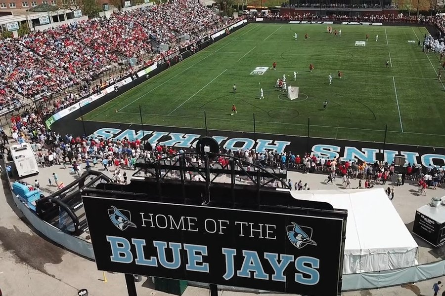 Men's Lacrosse - Johns Hopkins University Athletics