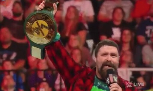 Mick Foley Reveals The WWE 24/7 Title, First Two Champions Crowned On RAW (Photos, Videos)