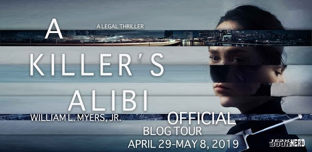 #Giveaway Interview A KILLER'S ALIBI by William L. Myers Jr. @williammyersjr Ends 5.20 http://trbr.io/6BKEkRL