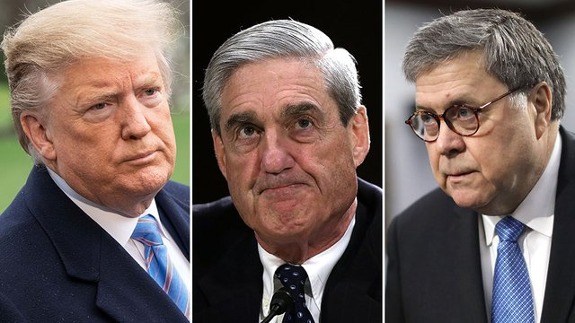 """Barr says US will become """"weaker"""" if """"you destroy presidency and make it an errand boy for Congress"""" http://hill.cm/xdkZhXf"""