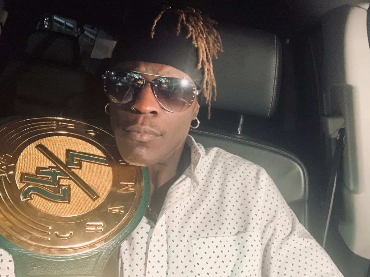 WWE R-Truth's photo on #247Title