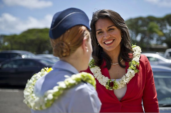 Presidential Candidate Tulsi Gabbard: Fewer Tax Dollars Spent on War Could Mean Better H... https://t.co/naIPe5nxal https://t.co/tK9yzTK4oF