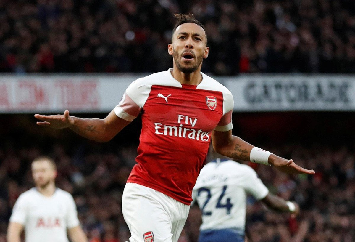 """""""I want my name to become an Arsenal legend.""""   This is the sort of mentality we need. Now go and win us the Europa next week and you're half way there @Aubameyang7 #AFC<br>http://pic.twitter.com/DAe3yMbQDM"""