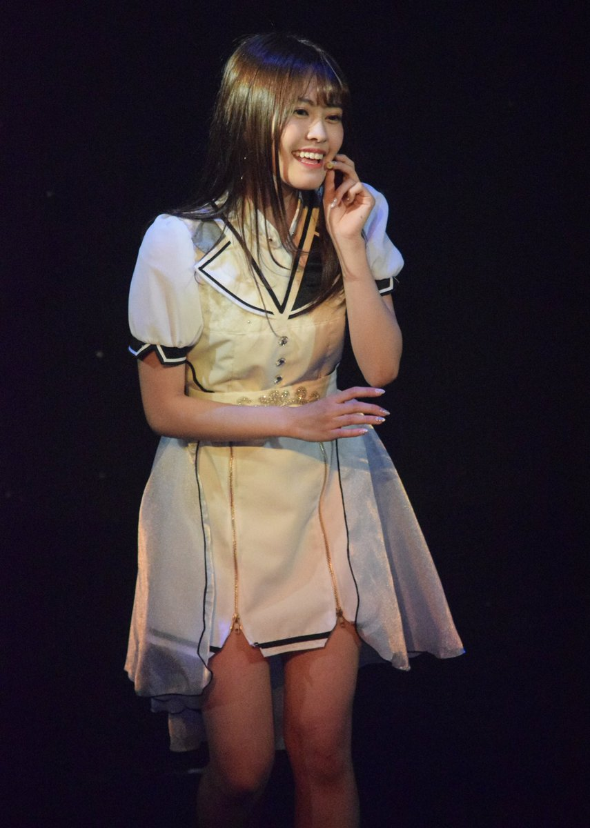 上水口萌乃香さんの20歳の抱負 「自分に責任感を持って、人生を歩みたい。ハープスターの愛されるリーダーになれるよう、グループを引っ張りたい」 #ハープスター #上水口萌乃香