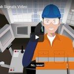 Image for the Tweet beginning: The IOGP Weak Signals video