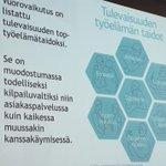 Image for the Tweet beginning: Brändiä rakentamassa. Jokainen työntekijä on
