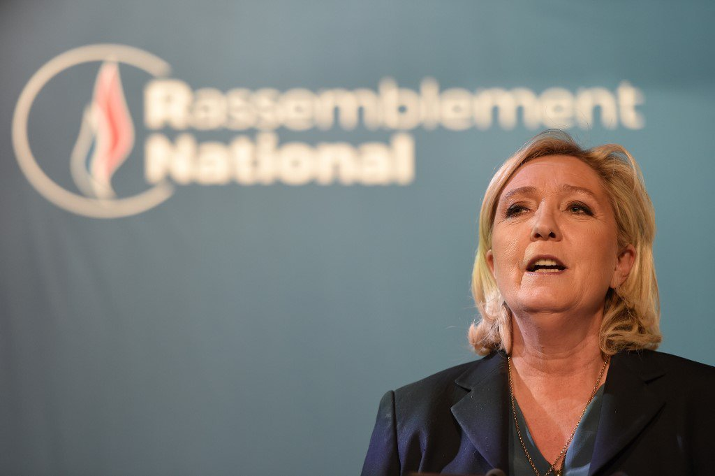 &#39;Everything has changed&#39;: #MarineLePen  plots her revenge against #Macron in #European elections #France<br>http://pic.twitter.com/59XjlRsdDr