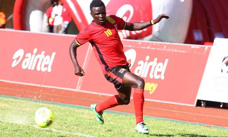 Breaking News Desabra recalls @KizitoLuwagga for @AFCON2019