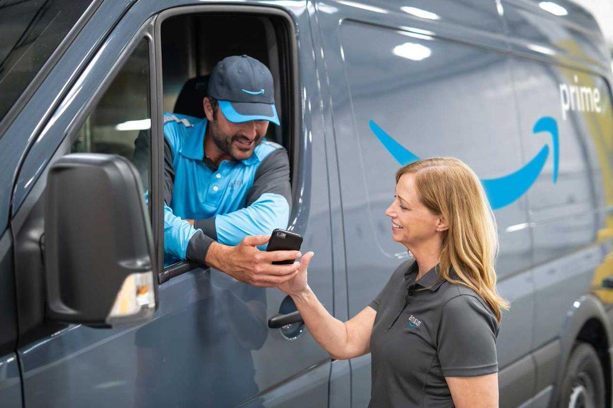test Twitter Media - Amazon geeft werknemers die hun job opgeven om een transportbedrijf op te starten 10.000 dollar https://t.co/cldT5JN5G3 https://t.co/7JN4GWettf