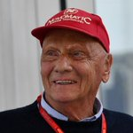Remembering an icon of our sport. Thanks Niki for all you did for Formula 1.  Rest in Peace.