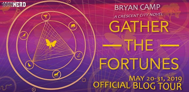 #Giveaway Interview GATHER THE FORTUNES by Bryan Camp @bryancamp Ends 6.15 https://www.bookhounds.net/2019/05/20/giveaway-interview-gather-the-fortunes-by-bryan-camp-bryancamp-ends-6-15/ …