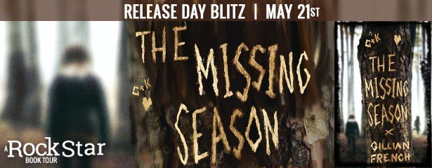 #Giveaway Release Day Blast THE MISSING SEASON by Gillian French @Gillianfrench13 @HarperTeen Ends 5.31 https://www.bookhoundsya.net/2019/05/giveaway-release-day-blast-the-missing-season-by-gillian-french-gillianfrench13-harperteen-ends-5-31.html …