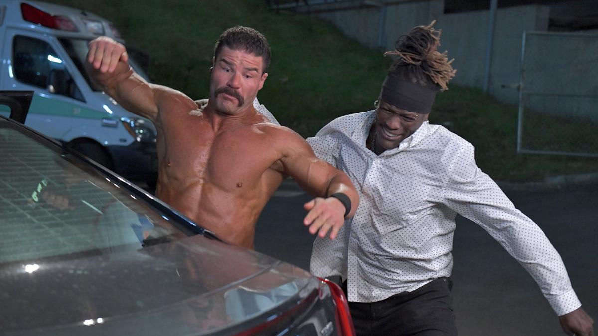 Rock Bottom Champion's photo on Robert Roode