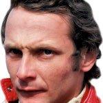 Image for the Tweet beginning: Niki Lauda , une légende