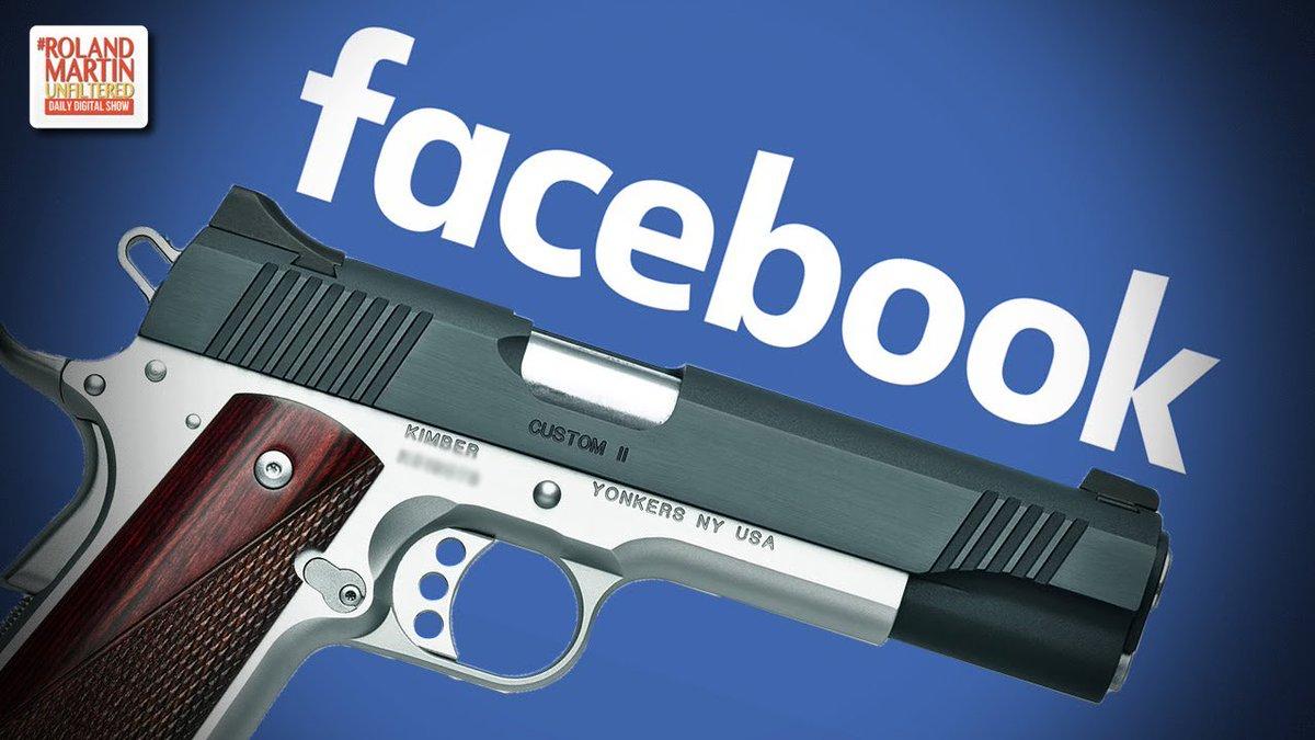 Senators Demand #Facebook Do More To Stop Gun Sales  http:// ow.ly/jQFU50ukvCq  &nbsp;   #RolandMartinUnfiltered <br>http://pic.twitter.com/2JLfe8EXm6