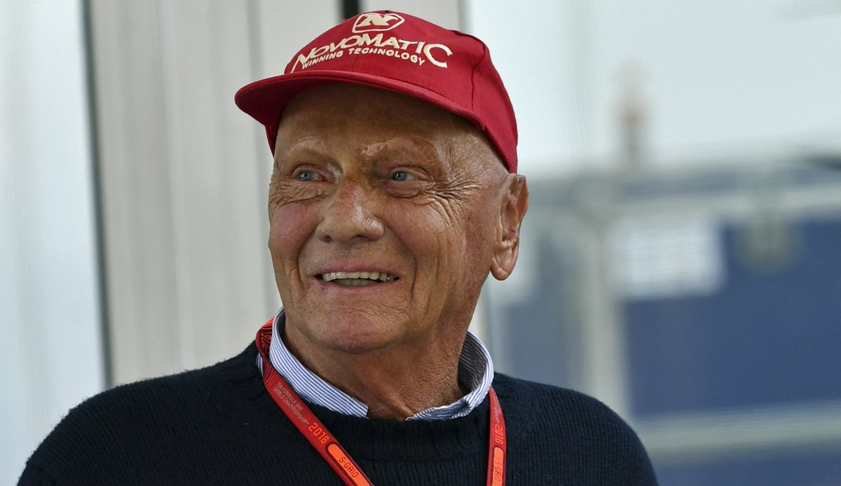 Rest in peace Niki Lauda.   Forever carried in our hearts, forever immortalised in our history. The motorsport community today mourns the devastating loss of a true legend.  The thoughts of everyone at F1 are with his friends and family.