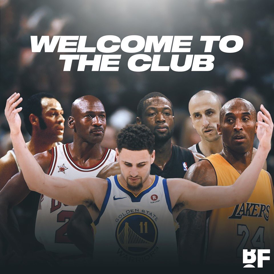 Basketball Forever's photo on Klay Thompson