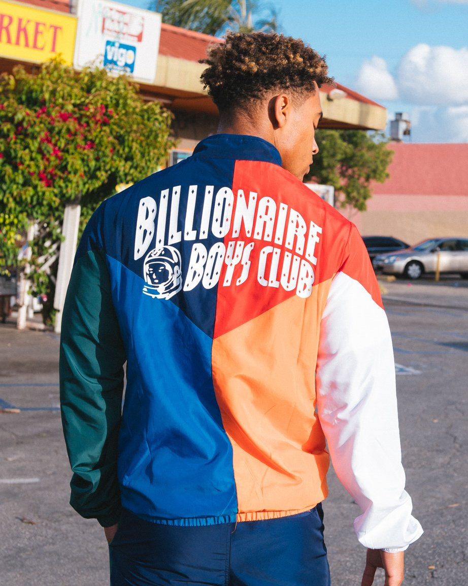 fb4ac9513c878 The Billionaire Boys Club Block   Break Jacket and pants are available now  online at http   BAITme.com .pic.twitter.com vXIFSFysC4