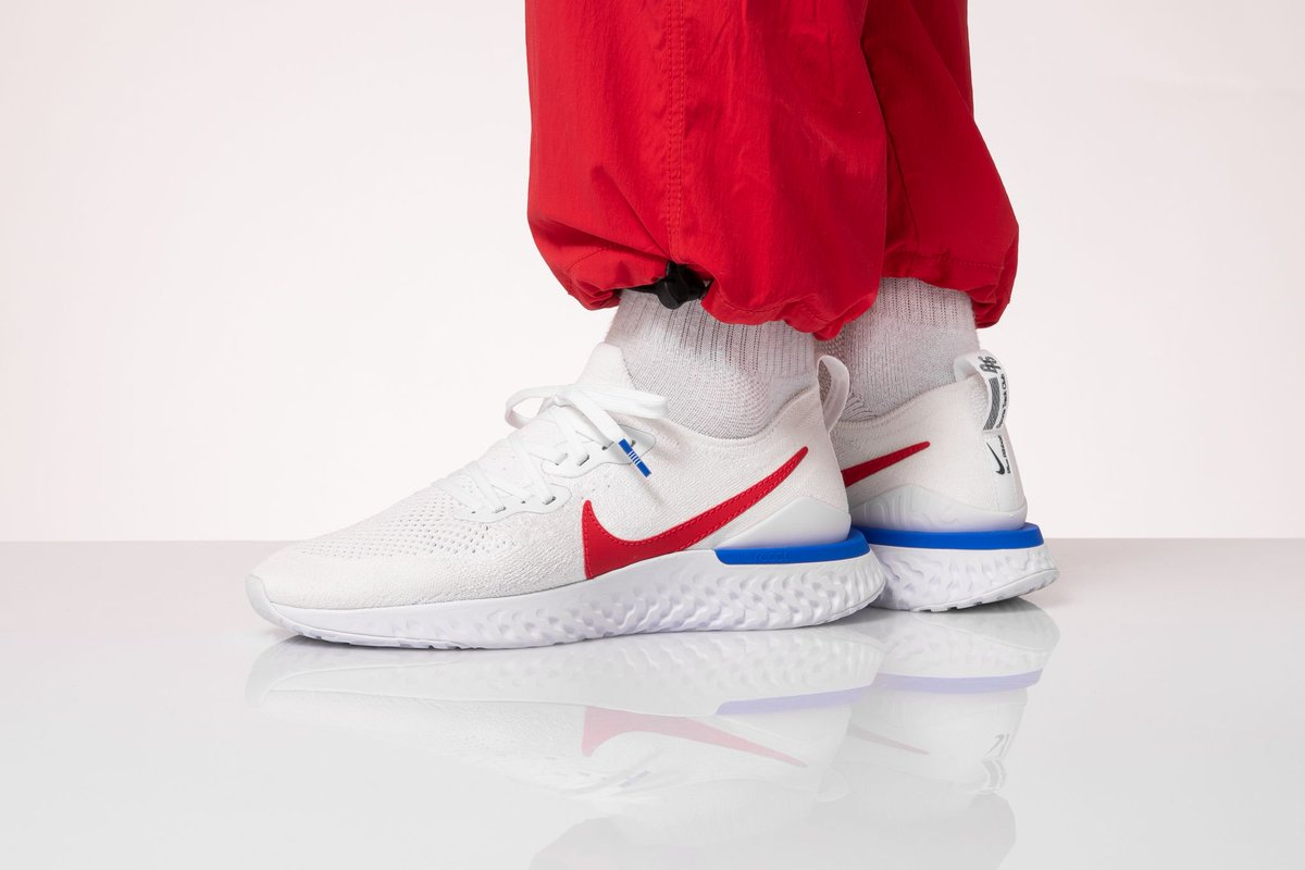 Nike Epic React Flyknit 2 comes in
