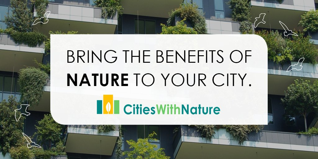 Calling all #cities: This #BiodiversityDay, access resources from @ICLEI, @IUCN, @nature_org & others to integrate #nature into your #urban planning through the newly launched #NaturePathway.   Join #CitiesWithNature & learn more: https://t.co/NkDHIlgGbQ  #IDB2019