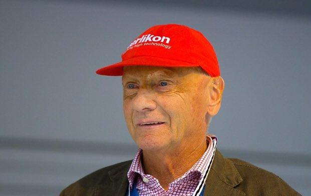 وفاة اسطورة الفورمولا Niki Lauda