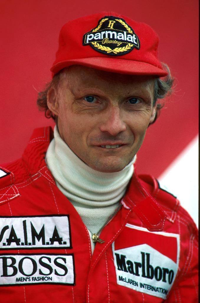 R.I.P Niki LaudaA legend is gone #legend #sad #F1