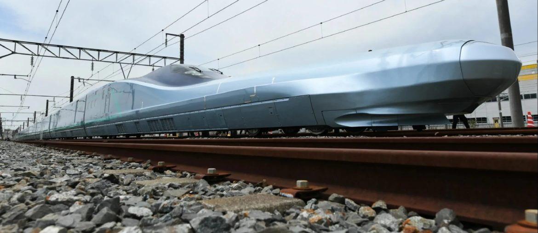 Alfa-X : le train japonais à grande vitesse le plus rapide du monde https://t.co/2WhrhUCWTA v/ @Siecledigital https://t.co/P8szLByg71