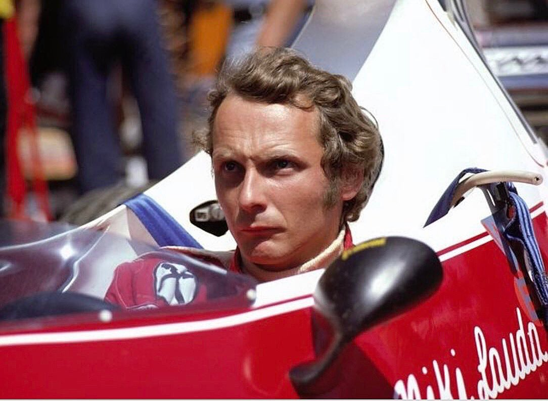 Shocking and sad news this morning. RIP Niki 😔