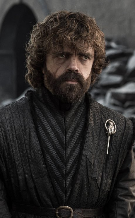 Thank you Peter Dinklage for bringing Tyrion Lannister, the best Character in Game of Thrones. #GameOfThrones #TheFinalEpisode <br>http://pic.twitter.com/hG8vbYA7hN