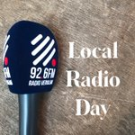 Image for the Tweet beginning: We're marking #LocalRadioDay this Friday