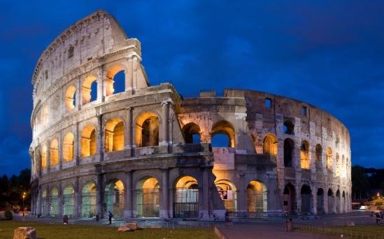ITALY  - Rome founded in 753 BC  - Has more than 200 types of pasta  - Traffic police have several Lamborghinis in service  - Largest producer of wine  - Two countries within its borders: Vatican and San Marino  - Was a kingdom until 1946  - 11 Prime Ministers in last 20 years <br>http://pic.twitter.com/QCnMObl970