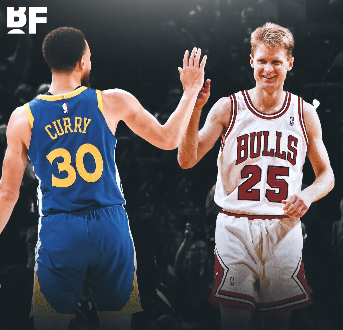 . @SteveKerr made 5 @NBA finals as a point guard, and has now led his point guard @StephenCurry30 to 5 NBA finals.