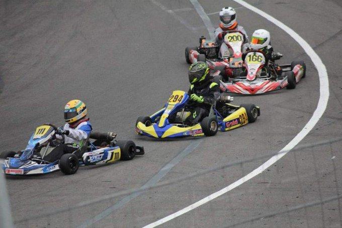 Vierde plaats voor Xander van Dalen in kart kampioenschap https://t.co/JWY5fv5QGr https://t.co/ZUrMtltl0e