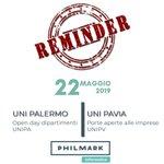 Image for the Tweet beginning: Domani, 22 maggio, doppio appuntamento