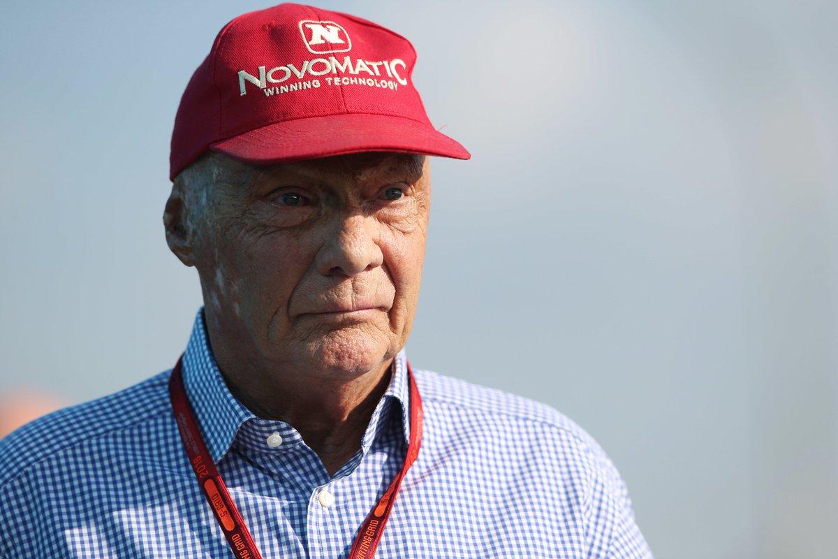 A life truly lived.Niki Lauda, 1949-2019