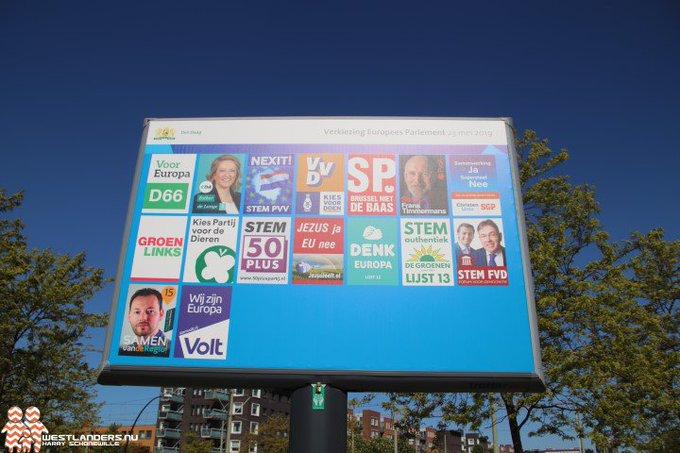 Westland doet mee met centraal tellen Europese verkiezingsuitslag https://t.co/ByBdsCr5fH https://t.co/jvQklWNDBU