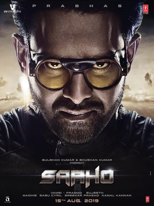 This Independence Day, say Saaho with us ✊🏻  The biggest action movie ever made in India. Prabha's returns