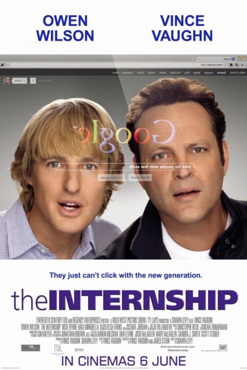 インターンシップ初観賞✨とても面白かったです!何より、観るまで知らなかったのですがディラン・Oが出演していたという感激(笑)?✨メガネ萌が止まらなかったですね(笑)また、Googleカラーが頭に残る作品で、観た人は必ずGoogleに就職したくなると思います?(笑)