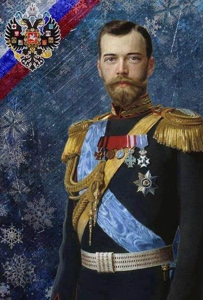 открытки с императором