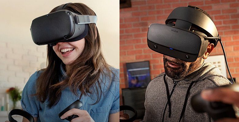 It's Game Time: #OculusQuest + #RiftS Now Available! // http://ocul.us/GameTime